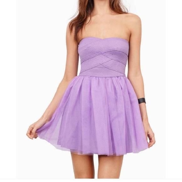 Lavender Day Dresses